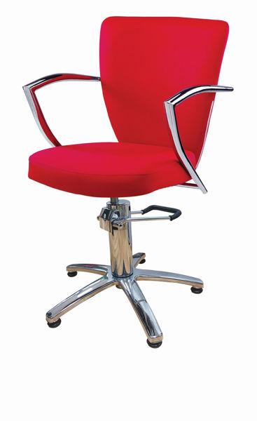 כסא למספרה טייגר