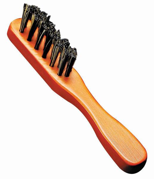 מברשת לשפם 3 שורות שיער טבעי