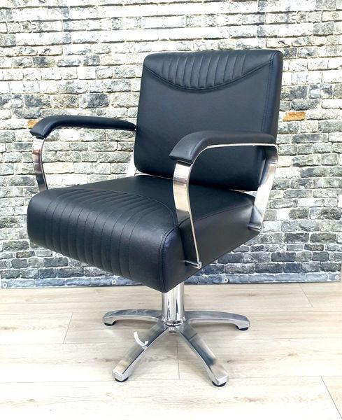 כיסא הדראלי מונקו שחור